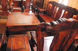 海南红木家具家具年销售额超10亿元朱氏有限公司安吉市场图片